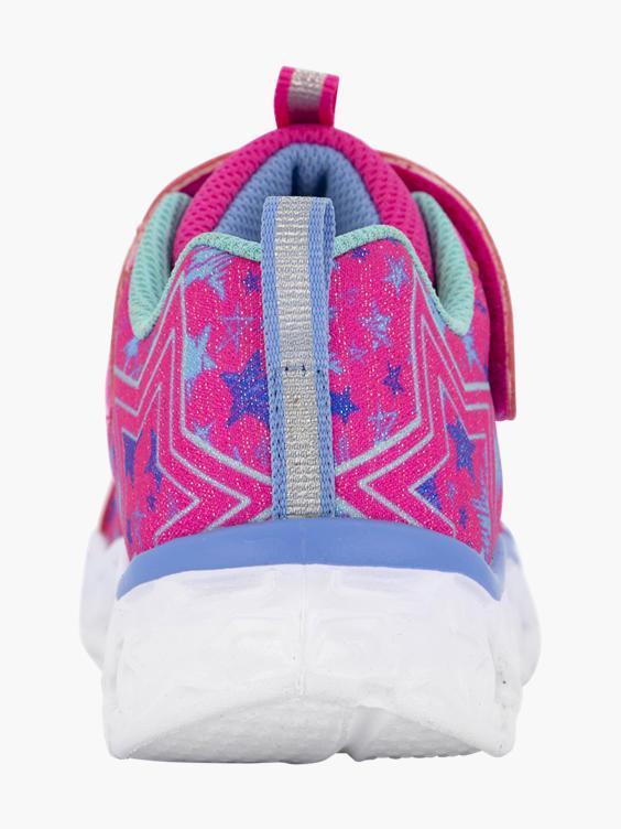 Roze lightweight sneaker licht