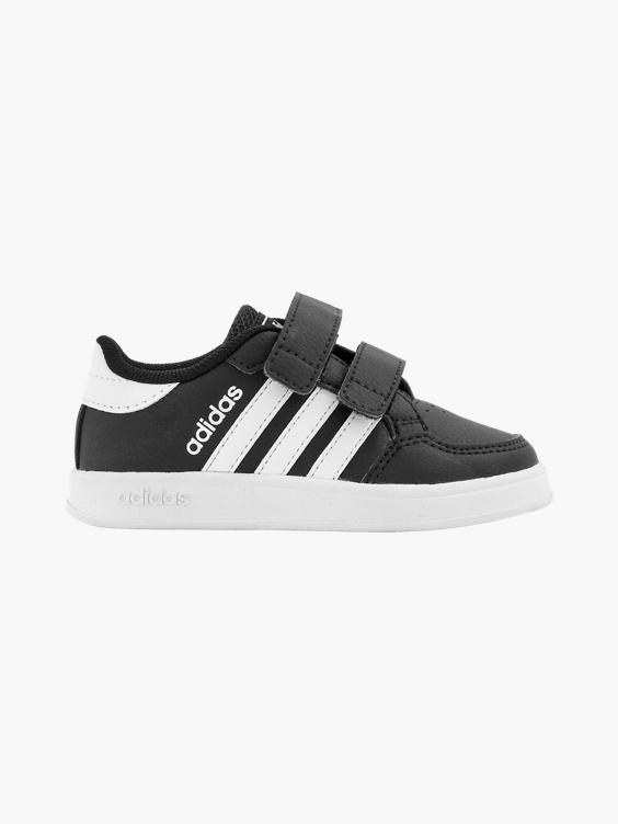 Zwarte adidas Breaknet 1 sneaker
