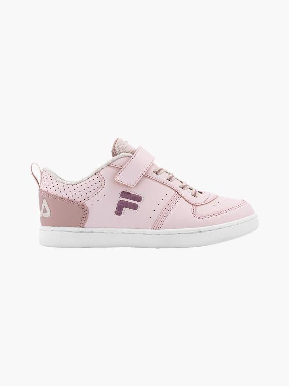 Lichtroze fila sneaker