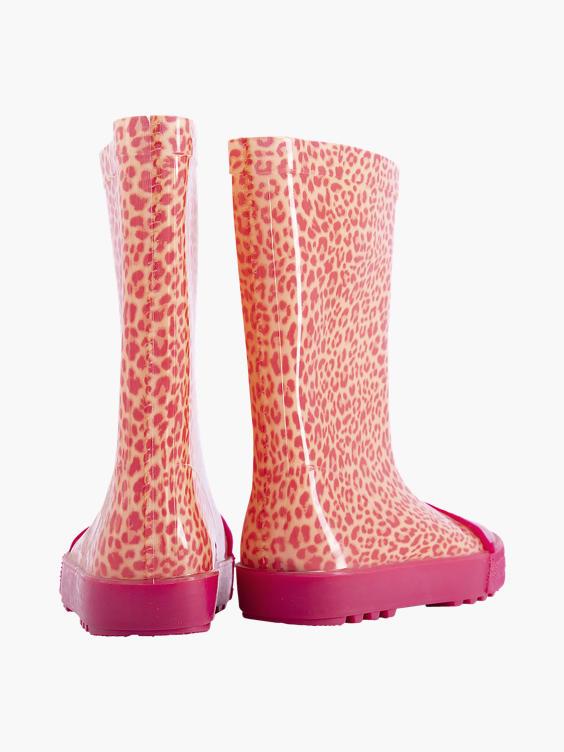 Roze regenlaars panter
