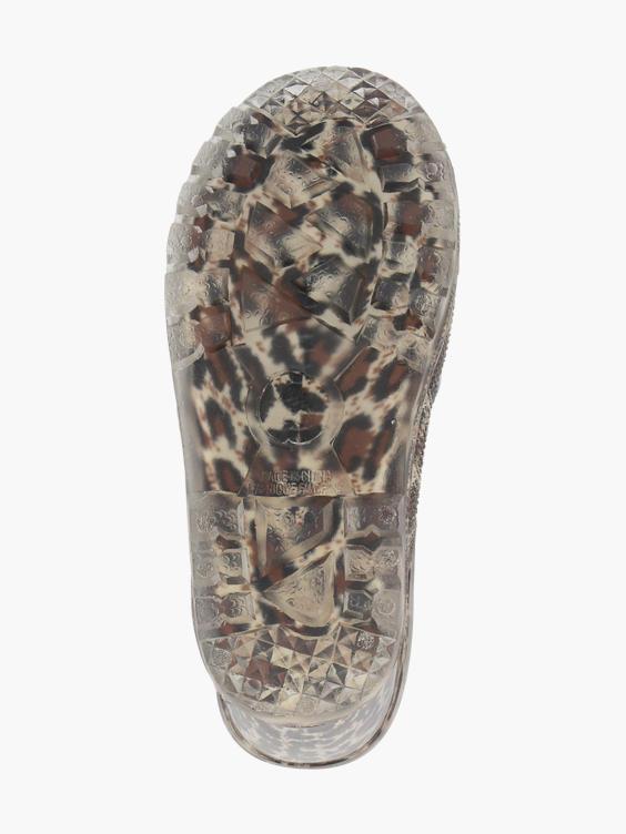 Bruine regenlaars panterprint
