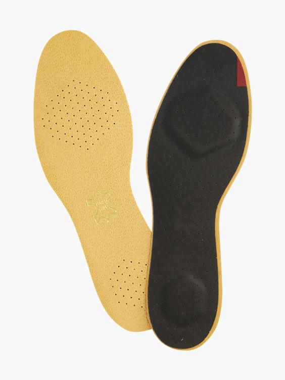 Premium comfort inlegzool leder mt 42
