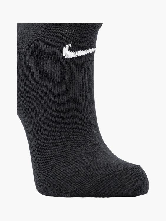 Zwarte sneakersok