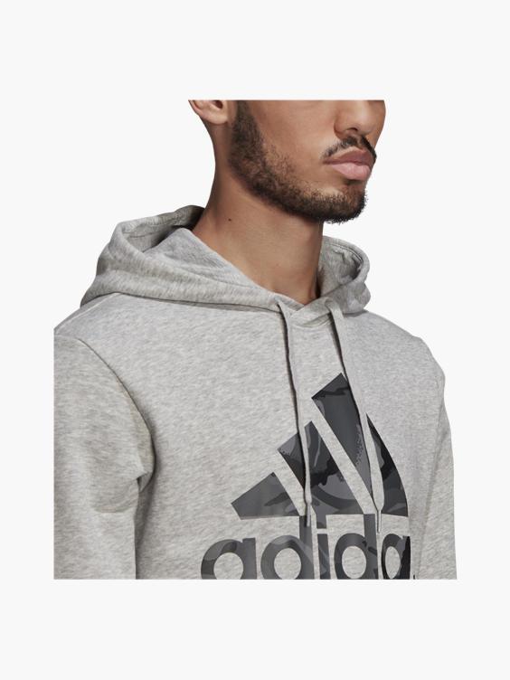 Grijze hoodie