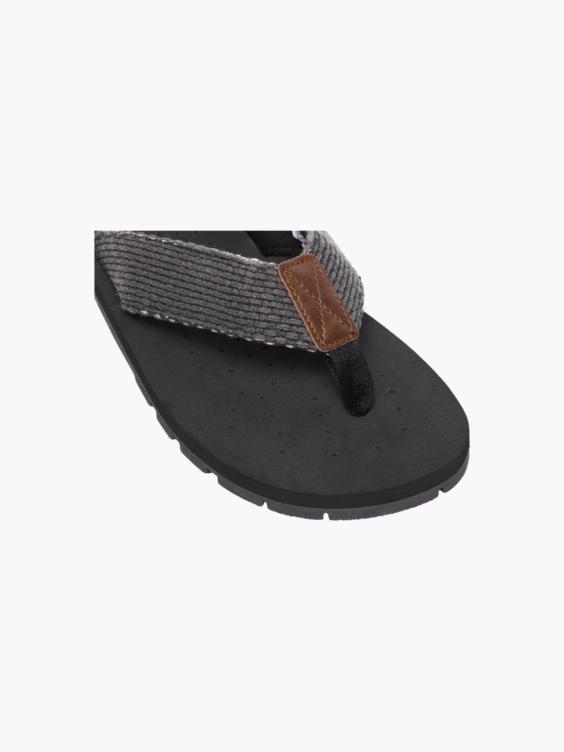 Grijze slipper