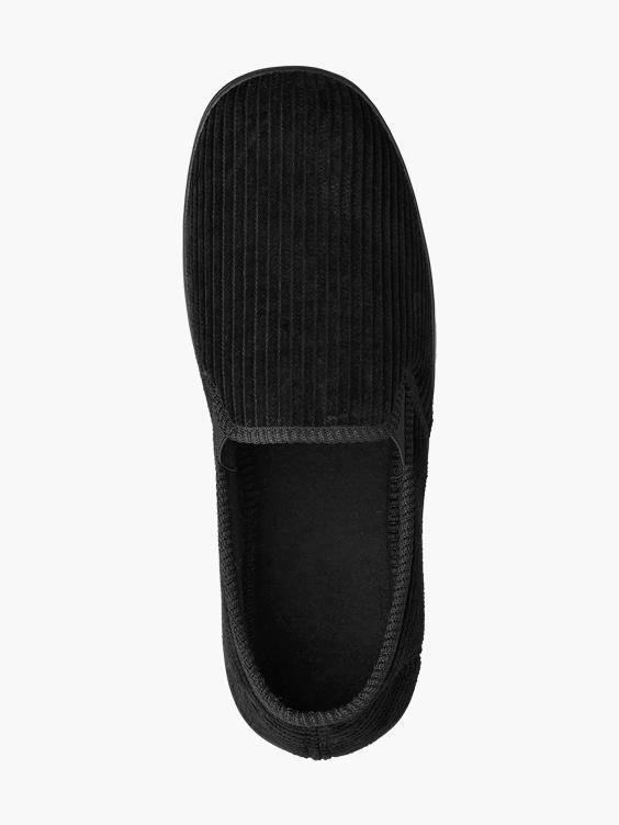 Zwarte pantoffel