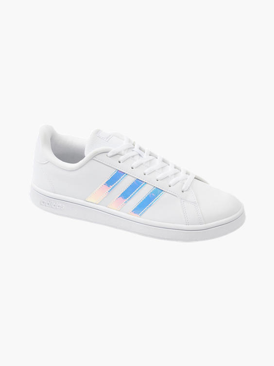 Sneaker GRAND COURT BASE SHINY HOLOGRAPHIC
