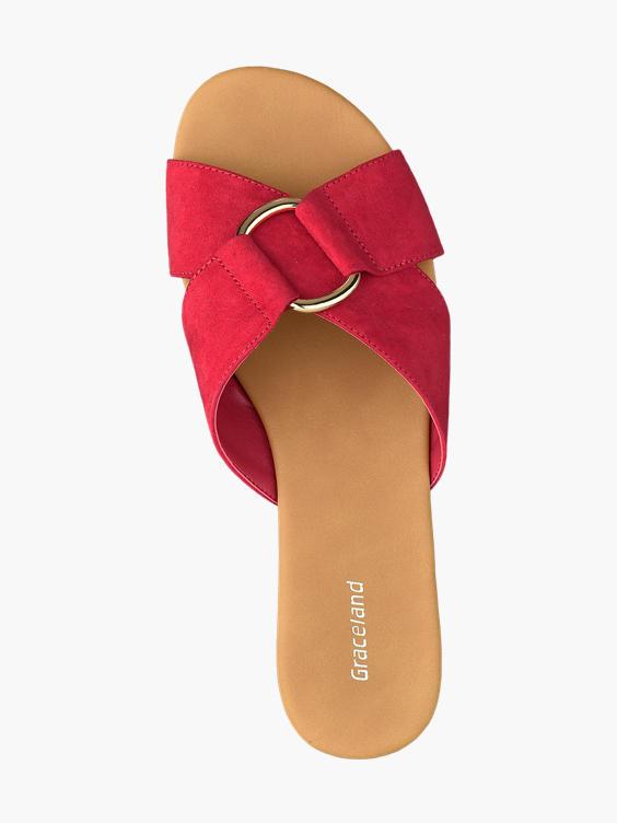 Rode slipper