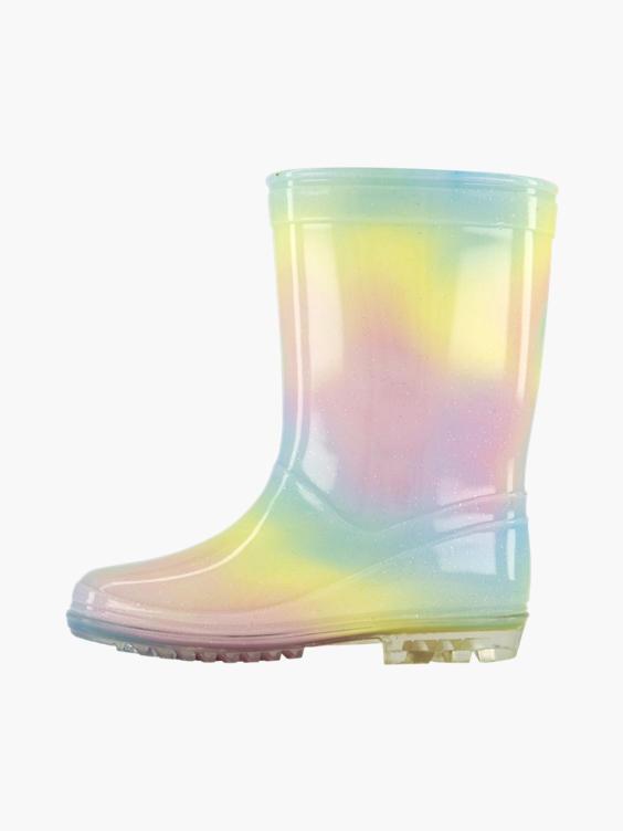 Pastel regenlaars