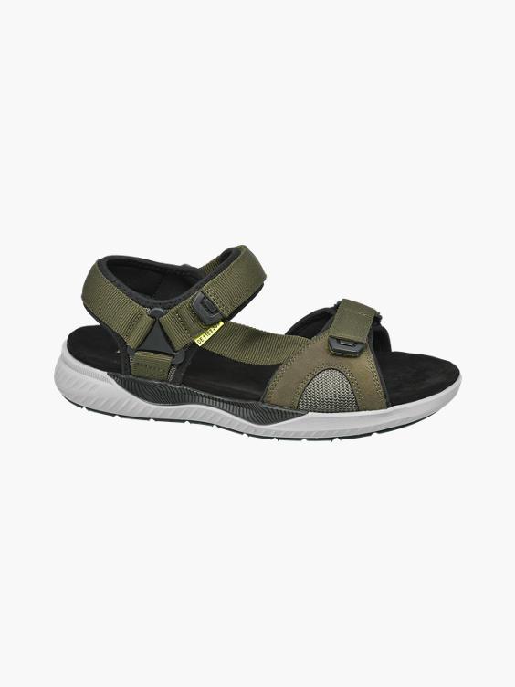Khaki sandaal