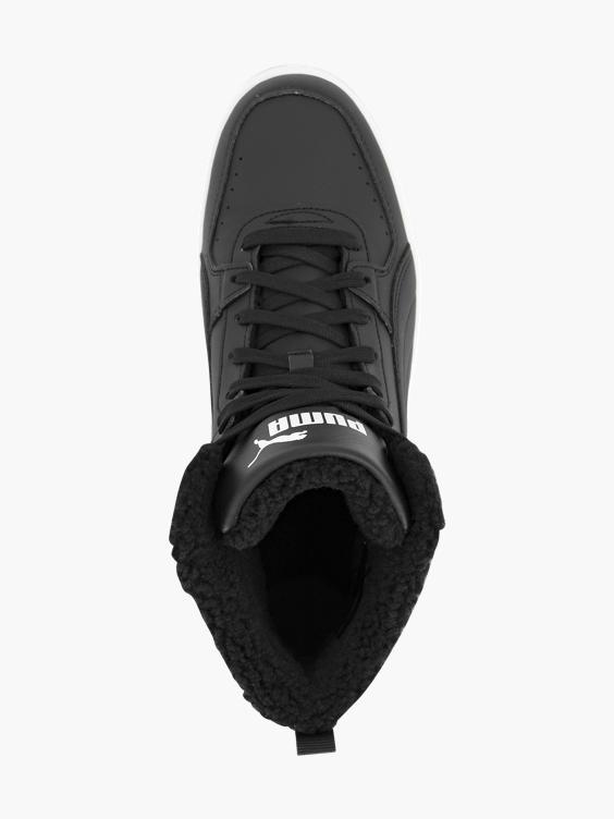 Zwarte Rebound Joy Fur
