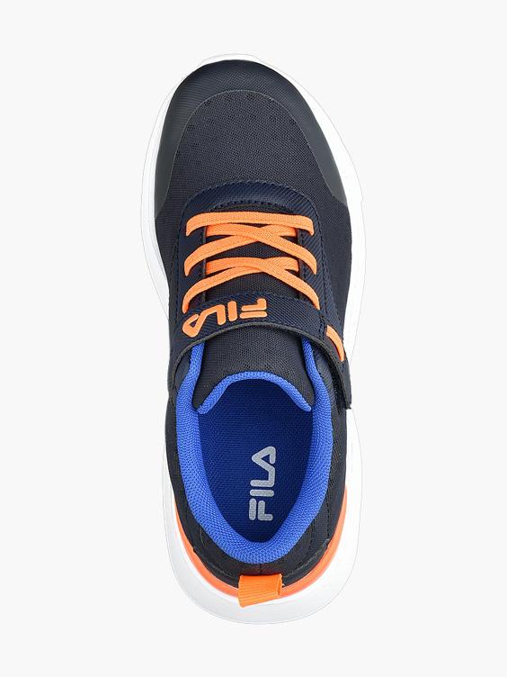 Marine blauwe fila sneaker