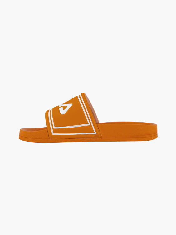 Oranje badslipper mt 36-41