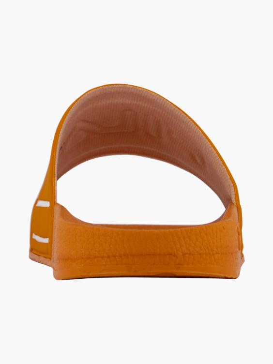 Oranje badslipper
