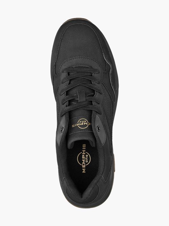 Zwarte lightweight sneaker