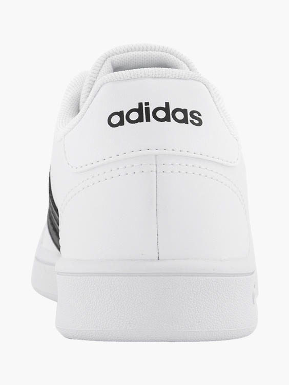 Witte adidas Grand Court sneaker