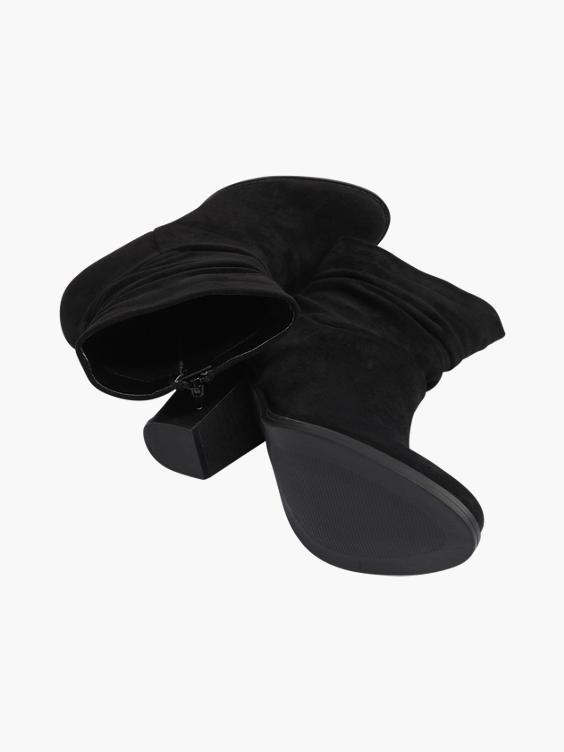 Zwarte enkellaars