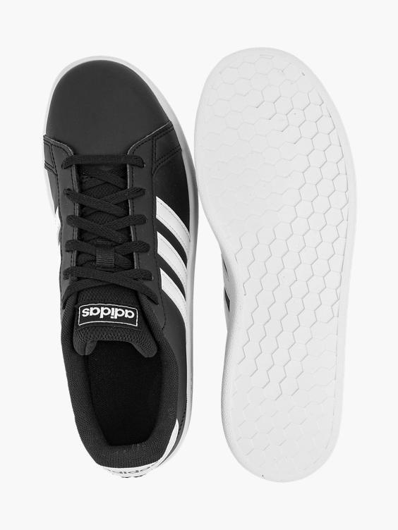 Zwarte sneaker Grand Court K