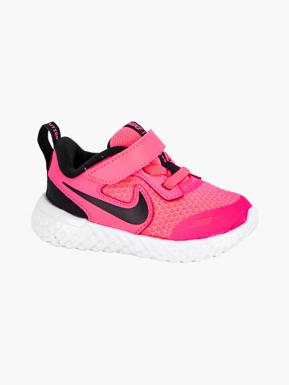 Roze nike revolution sneaker