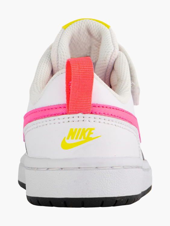 Witte nike Court Borough Low 2 sneaker