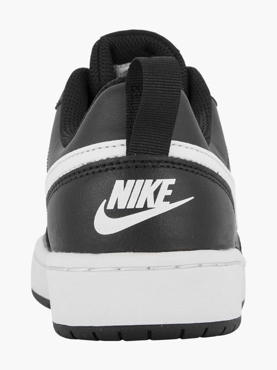 Zwarte nike Court Borough Low 2 sneaker