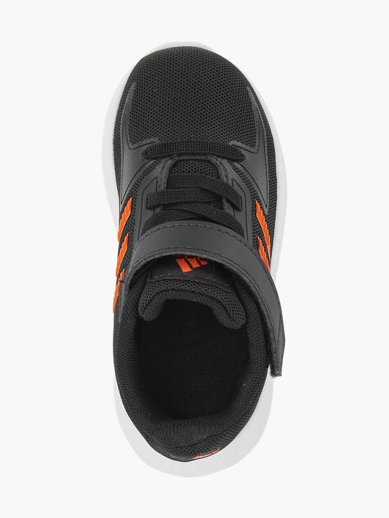 Zwarte adidas Runfalcon sneaker