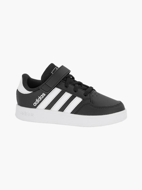 Zwarte adidas breaknet C sneaker