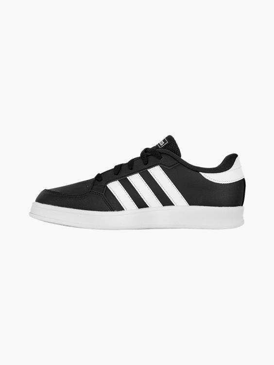 Zwarte adidas Breaknet K sneaker