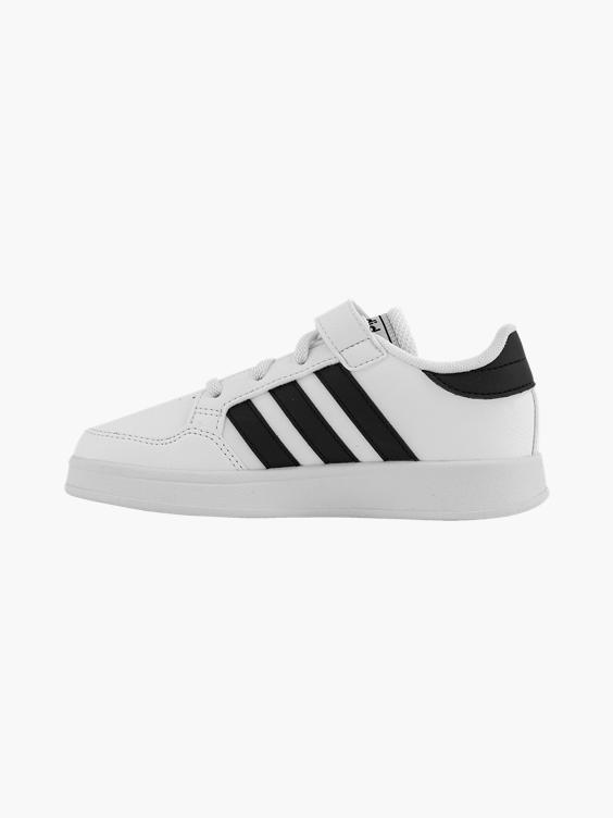 Witte adidas Breaknet C sneaker