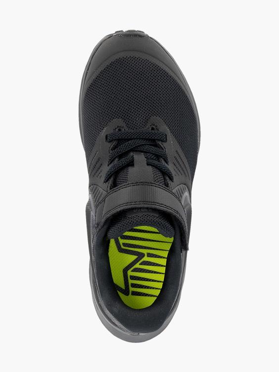 Zwarte nike Star Runner 2 lightweight sneaker