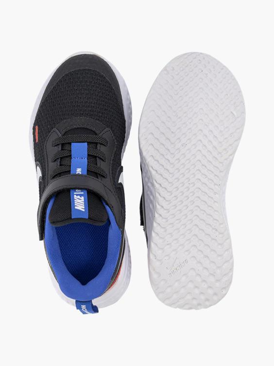 Zwarte nike Revolution lightweight sneaker