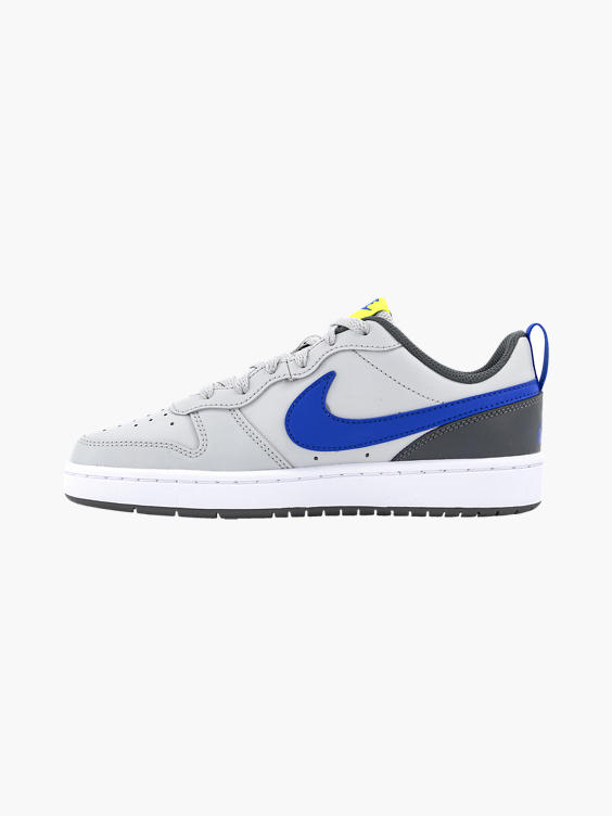 Grijze nike Court Borough Low sneaker