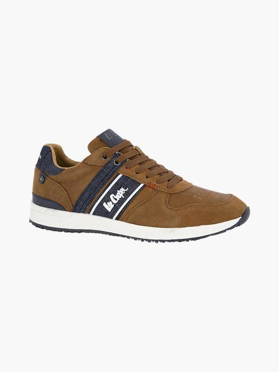 Bruine sneaker