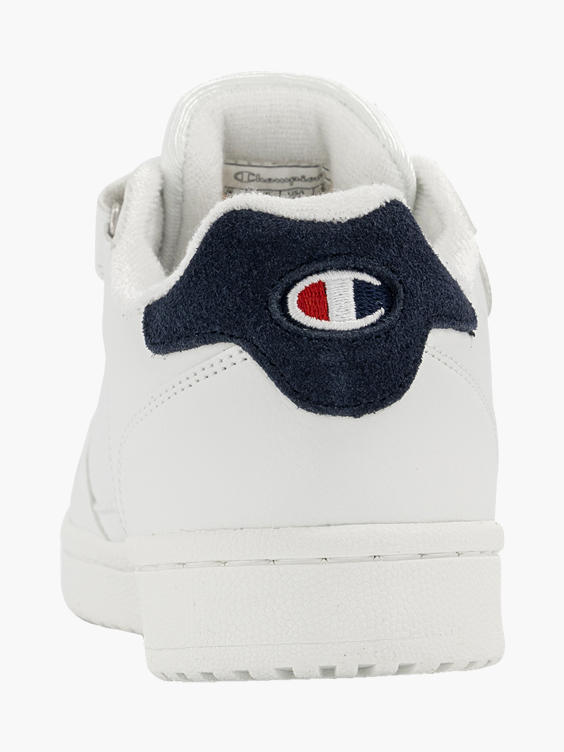 Witte Champion Chicago Low JR sneaker