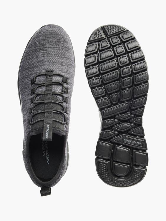 Grijze sneaker memory foam