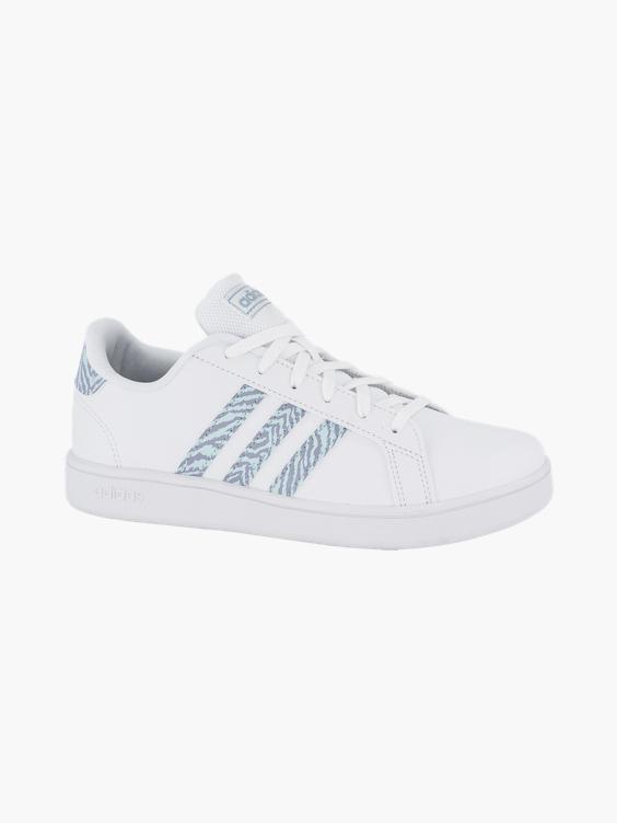 Witte sneaker