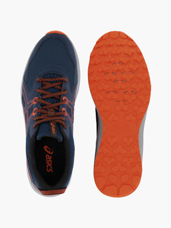 Blauwe chunky sneaker