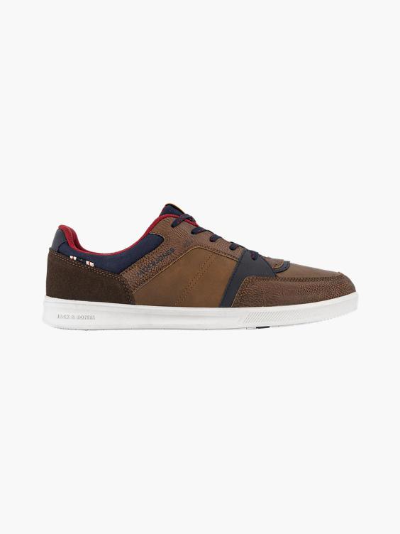 Cognac sneaker