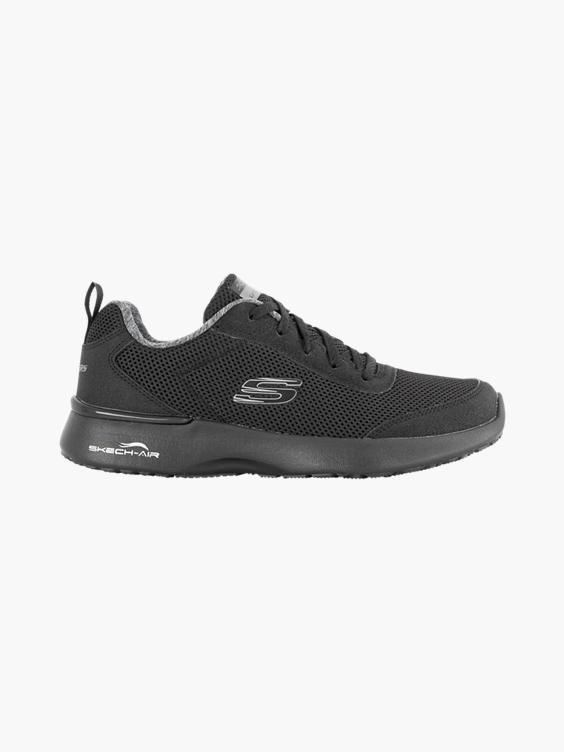 Zwarte lightweight sneaker memory foam
