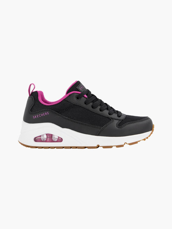 Zwarte sneaker Air zool