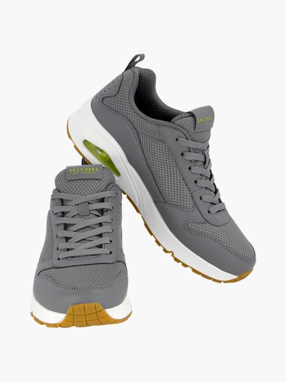 Grijze sneaker airzool