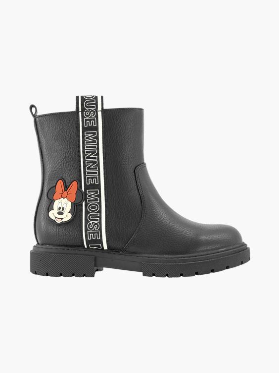 Zwarte laars Minnie Mouse