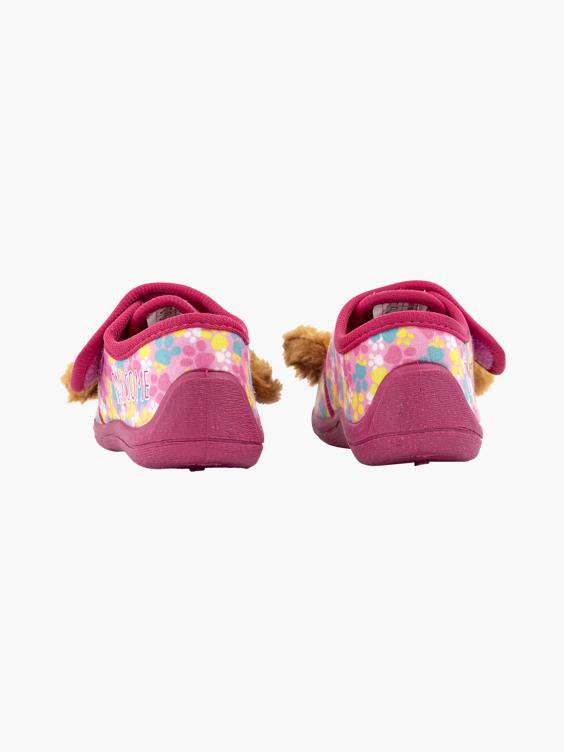 Roze Paw Patrol pantoffel