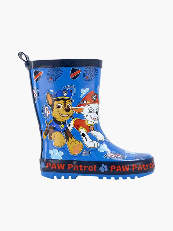 Blauwe Paw Patrol regenlaars