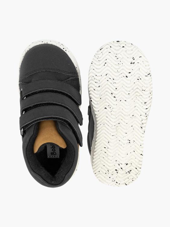 Zwarte sneaker klittenband