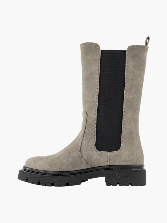 Taupe chelsea boot