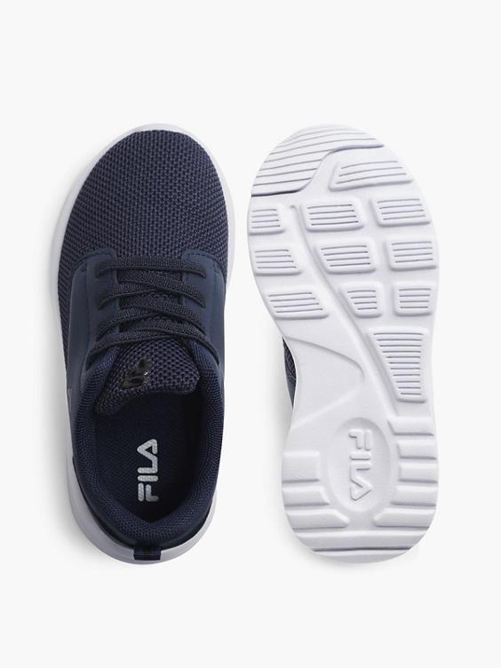 Donkerblauwe sneaker