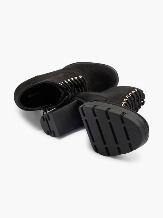 Zwarte veterboot