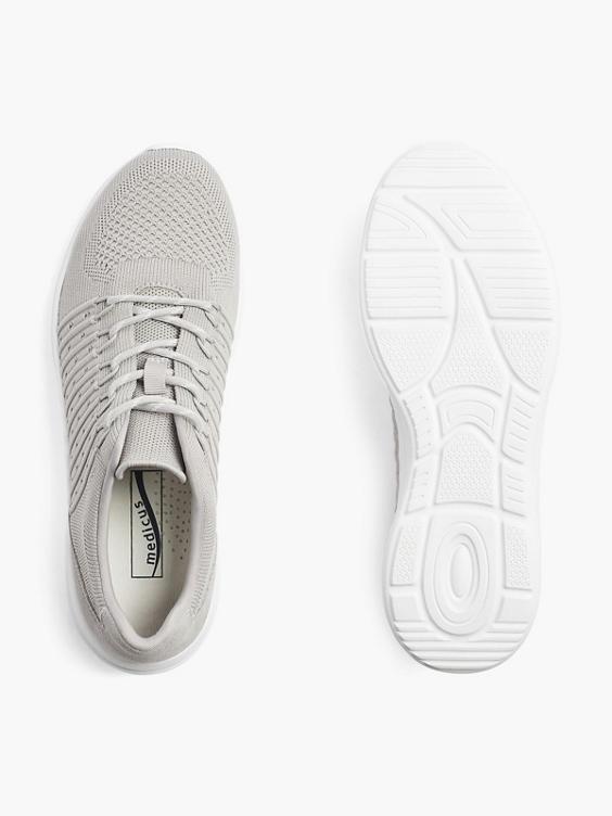 Grijze ligthweight sneaker