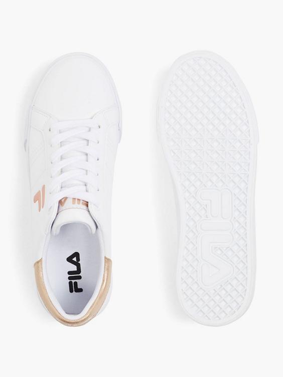 Witte fila sneaker